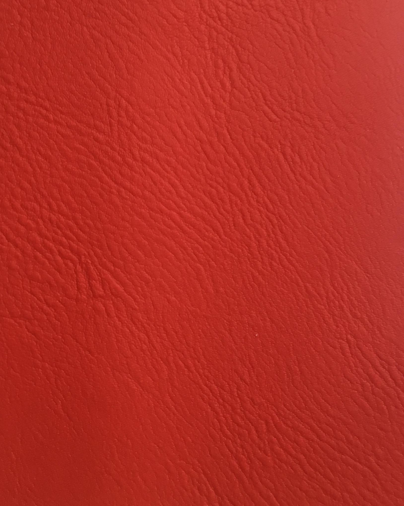 真皮纹系列-大红